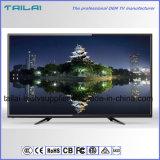 Support de mur de l'écran plat DEL TV du CKD CBU 50 «Digitals DVB-T DVB-C de SKD