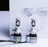 Indicatore luminoso chiaro automobilistico dell'automobile di alta qualità 60W S8 LED H4 LED