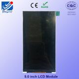5.0 '' visualización tamaño pequeño de TFT IPS para el teléfono móvil LCD