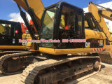 Chat utilisé initial 329dl d'excavatrices de chat du Japon à vendre