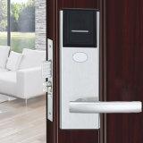 Le blocage de porte électrique de garantie le plus populaire de la norme ANSI rf de l'hôtel de carte