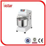 mélangeur de la pâte de mélangeur de spirale de stand de 80L 32kg pour des outils de boulangerie avec l'usine de vente en gros de rupteur d'allumage en Chine