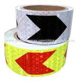 PVC矢は手段のためのカラー反射テープをカスタマイズする