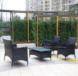 Стул структуры Kd мебели ротанга сада Wicker для напольного (MTC-055)