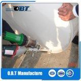 CNC Kanon/de Machine van het Lassen van de Lasser van de Lucht het Plastic Handbediende Plastic