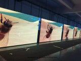 Visualización al aire libre a todo color P8 de la publicidad de media del LED