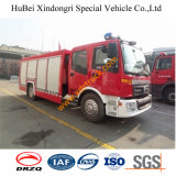 5ton Foton Aumanの泡の普通消防車の消火活動手段Euro3