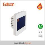Thermostat programmable de pièce de chauffage d'écran tactile LCD pour la chauffage de /Electric de l'eau (TX-928H)