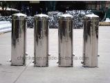 Carcaça de filtro do cartucho de Chunke para a osmose reversa