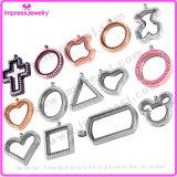 Sich hin- und herbewegender Locket-Anhänger für Fashoin Halsketten-Schmucksachen
