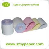 El mejor papel de la NCR del rodillo del papel sin carbono de la impresión del precio