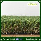 景色の庭のための人工的な芝生の泥炭