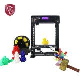 디자인과 교육 DIY를 위한 Tnice 새 모델 3D 인쇄 기계 T-23