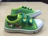 子供の注入のヴェルクロズック靴; 子供のスケートの靴(Hh17604