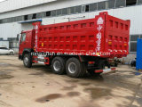 Caminhão de descarga usado de Sinotruk HOWO com capacidade da tonelada 25-30