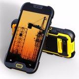 Ruwe Waterdichte IP67 Industriële Handbediende Terminal Smartphone met 1/2D de Collector van de Gegevens van de Scanner van de Code van Qr van de Streepjescode