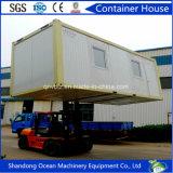 Preiswerter Preis fabrizierte den Büro-Behälter vor, der von den Stahlkonstruktion-Baumaterialien für das Leben hergestellt wurde