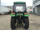 Suyuan sy-554-1 4WD Tractor van het Landbouwbedrijf met Dieselmotor 4G33t