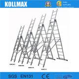 Heiße Kapitel-Extensions-Strichleiter 3X7 des Verkaufs-Aluminium-3