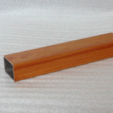 Profil expulsé de l'aluminium 6063 pour la porte