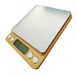 Escala Pocket del alto de Pricision de la capacidad grande mini de la joyería laboratorio de la cocina