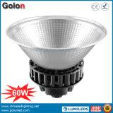 Remplacement haloïde des HP DEL de lampe d'halogène 100W de l'éclairage LED 400W de sodium en métal lumineux superbe de vapeur