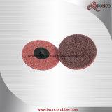 3 '' Non-Woven Quick Change Roloc Disc
