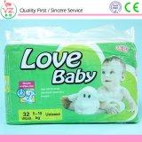 バルク製造業者の中国使い捨て可能な赤ん坊のおむつ