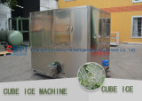 Eis-Würfel-Hersteller-Maschine mit der täglichen Kapazität 1 Tonne ~ 20 Tonnen pro Tag