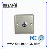 Tasto del portello dell'acciaio inossidabile con la lampadina blu (SB3KR)