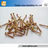 Винты Chipboard стали углерода C1022A (DIN7505)