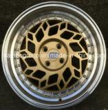 O cromo F9930 roda bordas da roda da liga do carro de 20X9 5X112