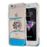 iPhoneのためのフットボールのバスケットボールの流砂TPUの電話箱6 6splus 7 7plus (XSDD-061)
