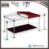 Алюминиевая ферменная конструкция Spigot ферменной конструкции этапа для согласия