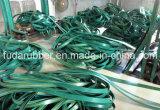 Grüner und gelber heißer Verkaufs-China-flacher Nylontransmissionsriemen