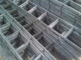 コンクリートブロック作業金網
