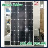 Una pila solare monocristallina Panelmodule solare 150W del grado
