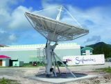антенна Rxtx станции земли спутника 6.2m