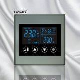 Thermostat-Noten-Schalter der Klimaanlagen-4-Pipe im Plastikrahmen (SK-AC2300L8-4P)