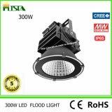 indicatore luminoso di inondazione del chip LED del CREE 300W per illuminazione della costruzione e del quadrato