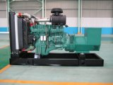 Generador silencioso del uso FAW del ejército de la venta 50Hz 40kw 50kVA de la fábrica