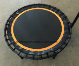 Hot Sale Adulto Indoor Super Jump Trampoline com alça para fitness