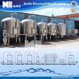 De Lopende band van het Water van de gallon Met het Systeem van de Behandeling van het Water