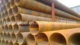 Sistema de oleoductos con tubos SSAW