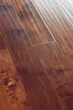 Handscraped betätigte U-Nut Lamiante Fußboden