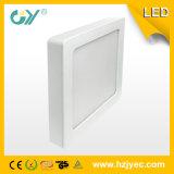 Ce RoHS approuvé 12W lampe LED carrée Down Light