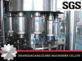 6000bph 3 automáticos en 1 embotellador de la máquina/del jugo de embotellado del jugo