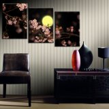 Uitgerekt Klaargemaakt Canvas op de Houten Fabriek van China van het Frame