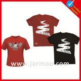 Heet verkoop de T-shirt van de Druk van de Brief van de Sport van de Manier