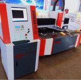 machine de coupeur de laser de commande numérique par ordinateur de 500W Ipg avec le certificat du brevet de conception